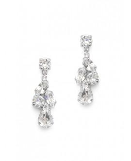 Abrazi Bridal Earrings O6-AS