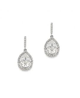 Abrazi Bridal Earrings O7-OVLS