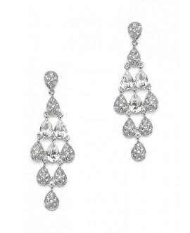 Abrazi Bridal Earrings AL-8