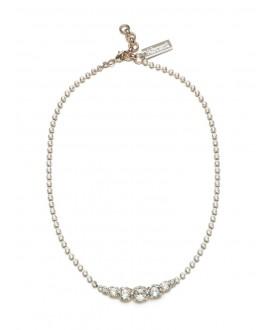 Abrazi Bridal Necklace KC-RND-S Rose
