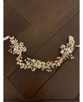 Abrazi Bridal Headband HB-FPC