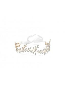 Abrazi Bridal Headband HB-NV Opal