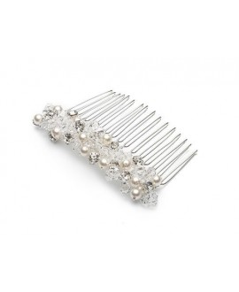 Abrazi Bridal Haircomb H1-CC
