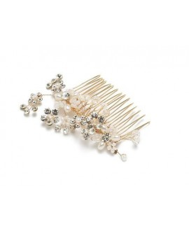 Abrazi Bridal Haircomb H1-PCR