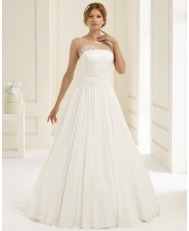 A-line wedding dress Adria, Bianco Evento