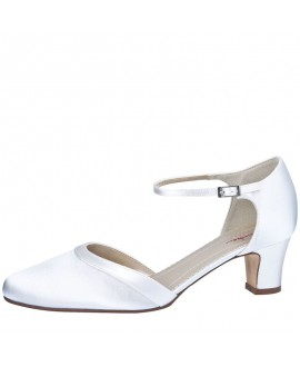 Rainbow Club Wedding shoe Anika white