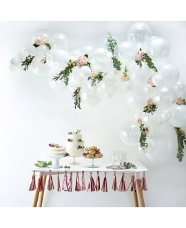 White Balloon Arch Kit BA-306 | Ginger Ray
