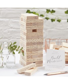 Building Block guestbook