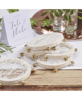 Mini Tambourines - Beautiful Botanics
