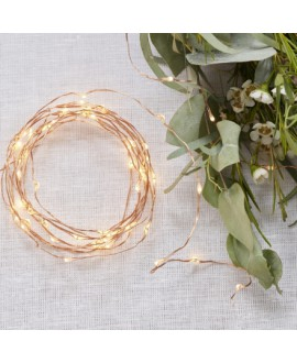 Copper String Fairy Lights - BB-298