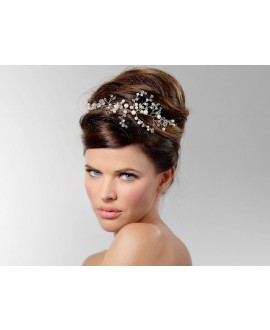 Deluxe Hair Adornment BB-609 | Poirier