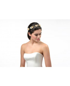 Hair vine BB-8587 gold | Poirier