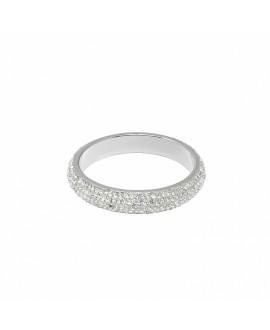 Strass stone Bracelet; narrow BB-905 Poirier