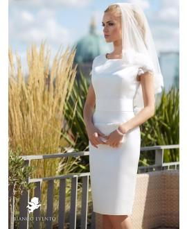 Wedding dress Begonia, Bianco Evento