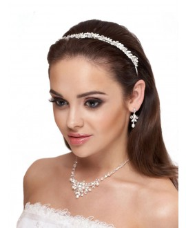 Bianco Evento Bridal Jewellery Set D36-N25