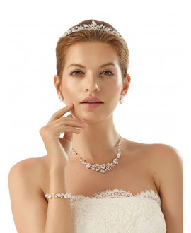 Bianco Evento Bridal Jewellery Set N27