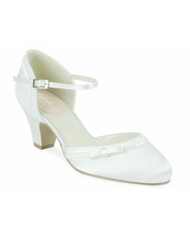 Paradox London Pink Wedding shoe Buttercup