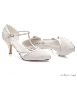 G.Westerleigh Jasmine Bridal Shoes