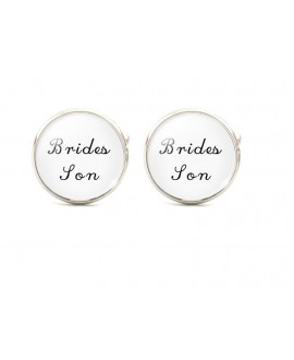 Brides son - cufflinks
