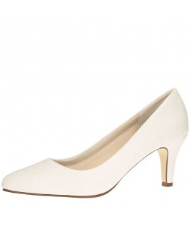 Rainbow Club Wedding shoe Brooke Off-White