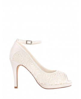 G.Westerleigh Bridal Shoes Carolina