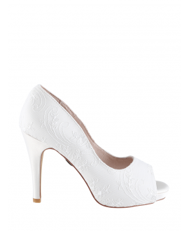 The Perfect Bridal Company Wedding Shoes Celia