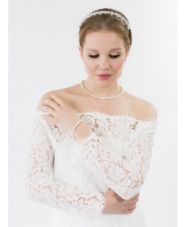 Nina | Bridal Necklace - Abrazi K1-6-650-MC