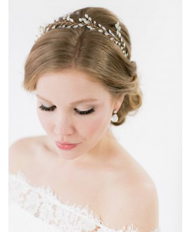 Abrazi Bridal Headband HB-NV Opal
