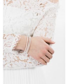 Nina | Bridal Bracelet - Abrazi AG-3S