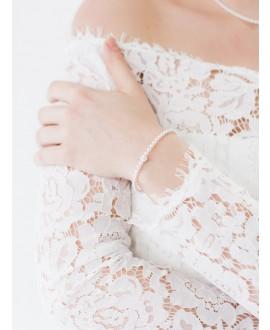 Nina | Bridal Bracelet - Abrazi A1-4-650-MC2
