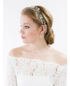 Nina | Bridal Necklace - Abrazi K1-4-650-MC2