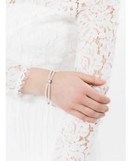 Nina | Bridal Bracelet - Abrazi AG-RND