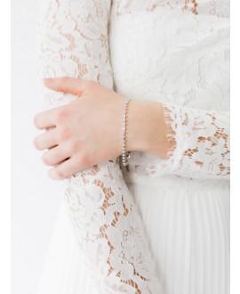 Sophia | Bridal Bracelet - Abrazi AC-PP24-RL