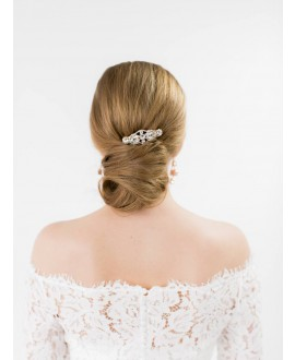 Abrazi Bridal Hairclip HC-VO Rose
