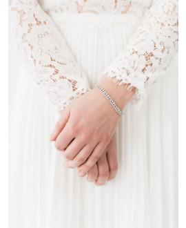 Sophia | Bridal Bracelet - Abrazi AC-DK