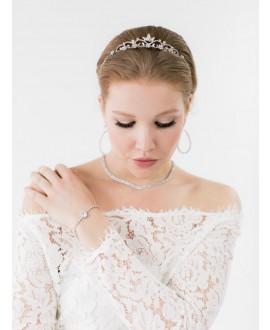 Abrazi Bridal Tiara T1-DRP