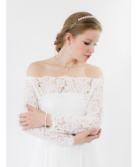 Nina | Bridal Earrings - Abrazi O3-12-650-OS