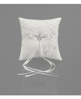 Emmerling Style 39039 Ivory Ring Cushion