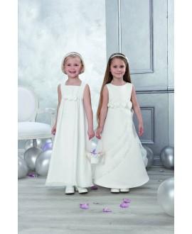Emmerling Flower girl dress 91908 (left)