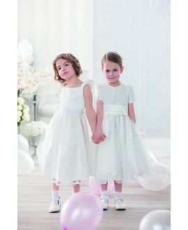 Emmerling Flower girl dress 91918 (right dress)