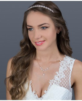 G. Westerleigh Bridal Jewellery Set DZ0068RG