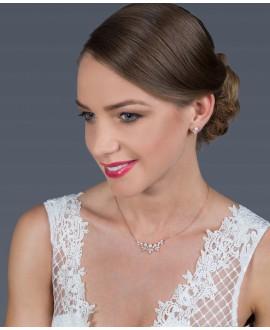 G. Westerleigh Bridal Jewellery Set DZ0509RG