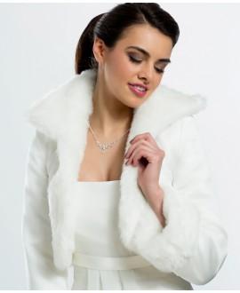 Beautiful bridal jacket BBCE130
