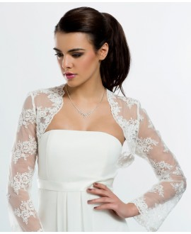 Beautiful Lace jacket BBC-E94