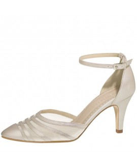 Fiarucci Bridal Wedding Shoes Cilla-Gold