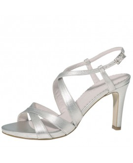 Fiarucci Bridal Wedding Shoes Sasja Silver