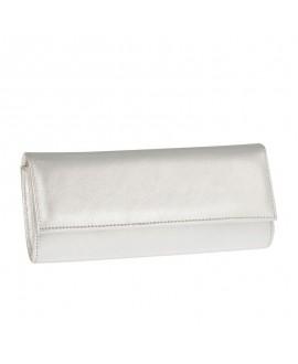 Fiarucci Bridal Clutch Silke Silver Platino