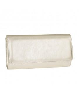 Fiarucci Bridal Bridal Bag Zelda Silver-Gold Leather