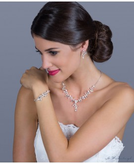 G. Westerleigh Bridal Jewellery Set NS1-6005
