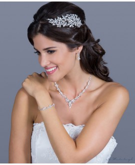 G. Westerleigh Bridal Jewellery Set NS1-8686